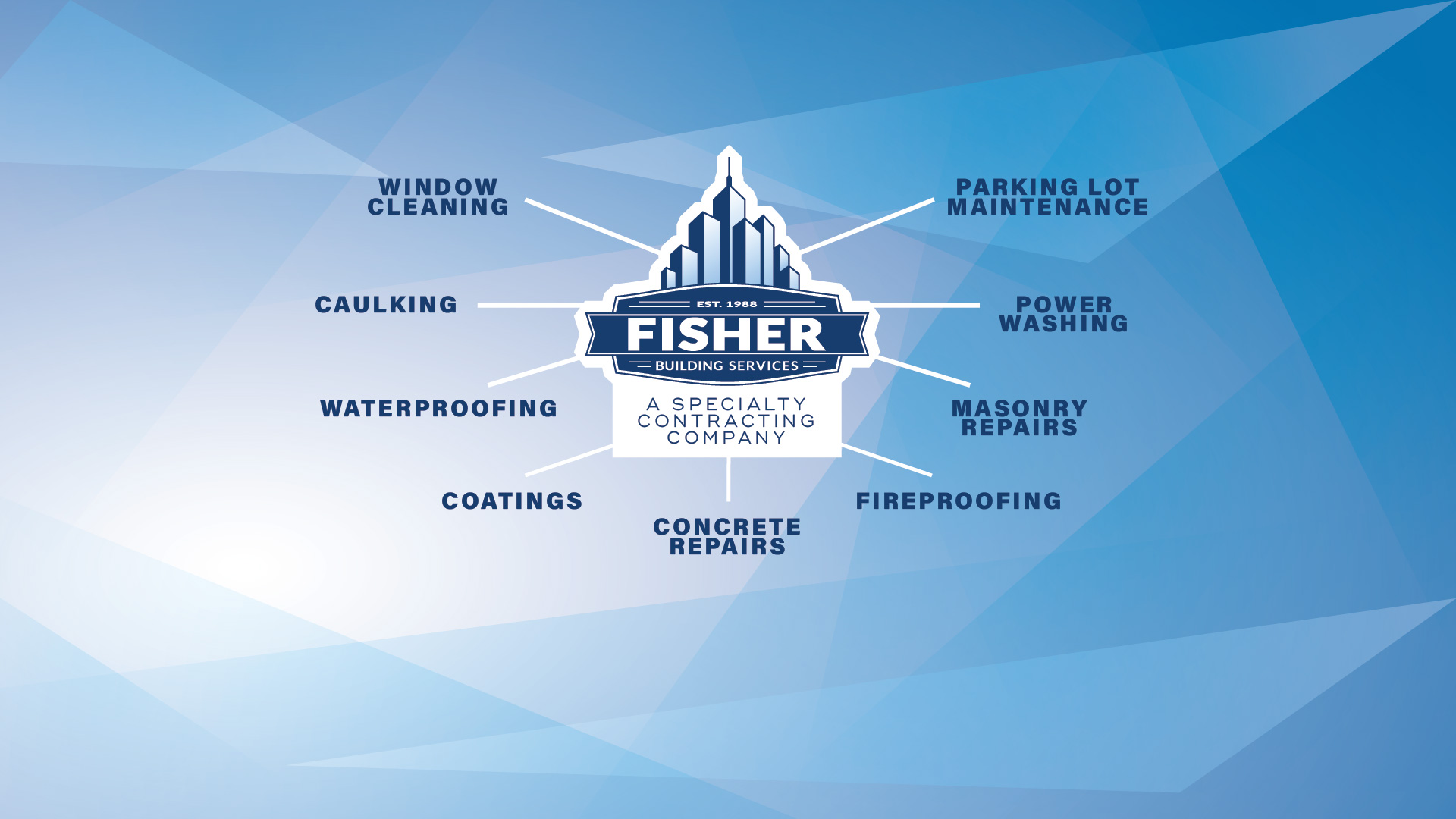 Fisher Building Services Logo